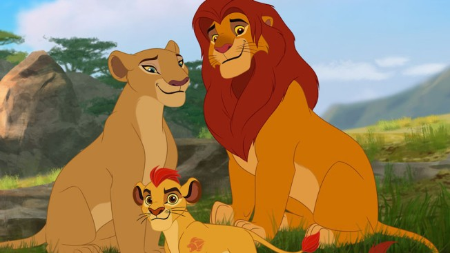 Disney Reviving 'The Lion King' With TV Movie 'The Lion Guard' Featuring Voice of Rob Lowe