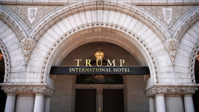 Trump International Hotel Charged Secret Service $200K in President's First Year