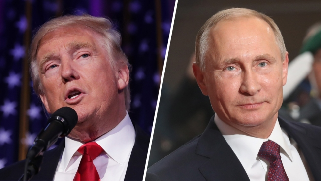 Putin, Trump Speak by Phone, Agree to Work to Improve Ties