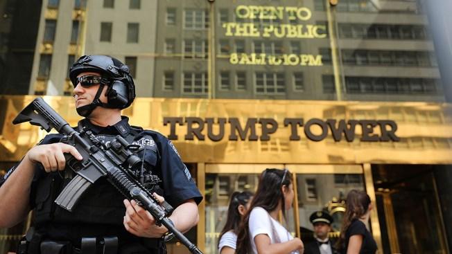 Trump Organization Parties May Have Broken Public-Space Rule