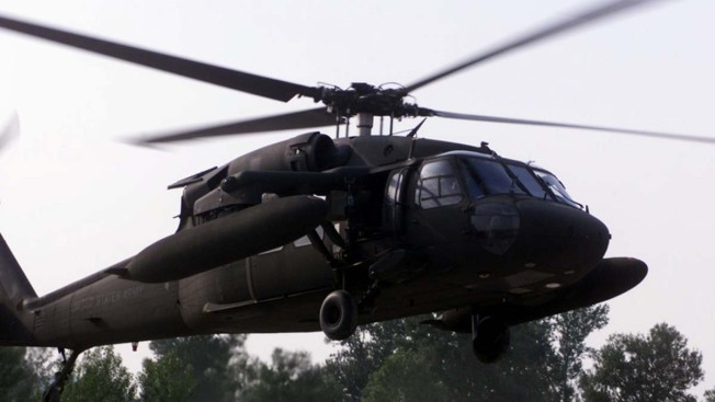 US Military Helicopter Crashes Off Southern Coast of Yemen, 1 Crew Member Missing