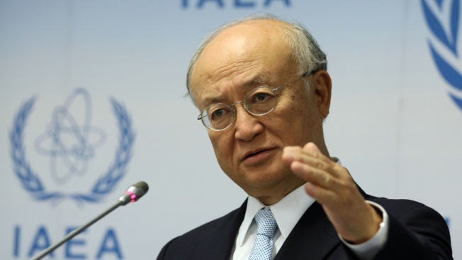 UN Nuke Chief Heads to Iran to Hasten Inspections