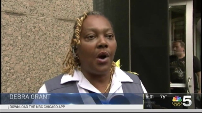 13 People at Chicago Post Office Hospitalized Over Heat - NBC 6
