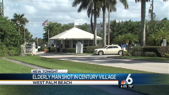 Elderly Woman Arrested After Shooting In West Palm Beach Century Village