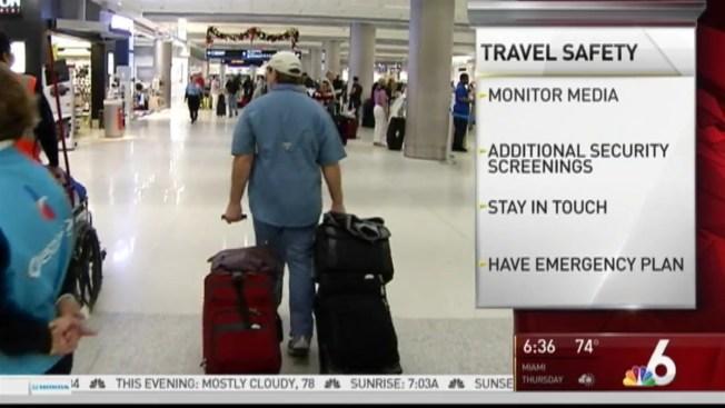 State Department Europe Travel Advisory