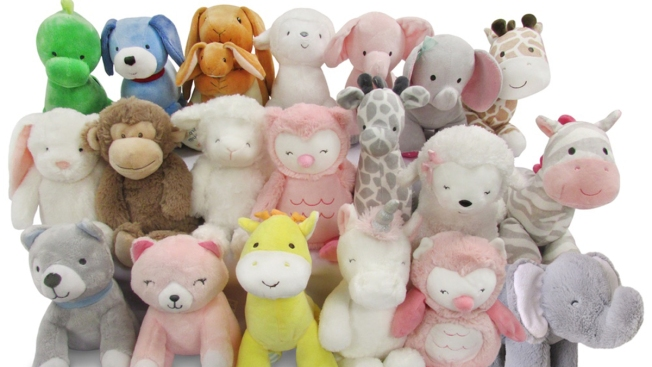 587K Wind-Up, Musical Plush Toys Recalled Over Choking Risk