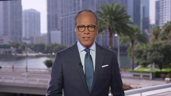 Lester Holt to Receive Walter Cronkite Journalism Award