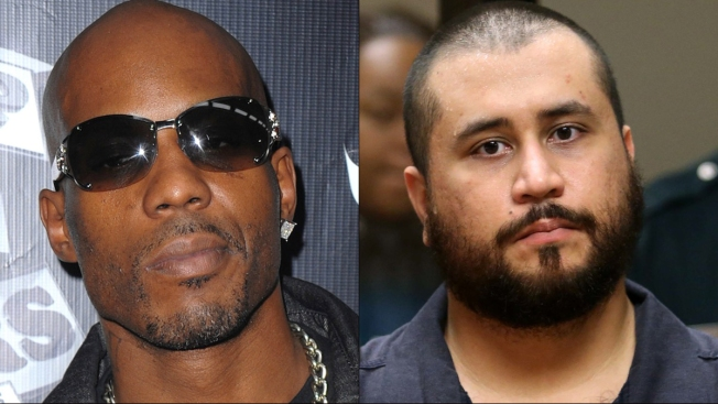 George Zimmerman to Face Rapper DMX in Boxing Match