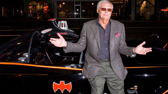 Adam West, who played 1960s-era Batman, dies at 88