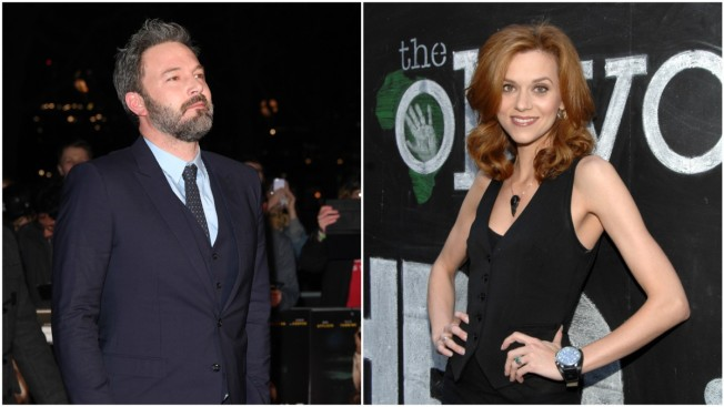 Ben Affleck Apologizes for 2003 On-Camera Grope of MTV Host