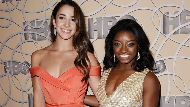 Simone Biles, Aly Raisman Ditch Leotards for Bikinis in Sports Illustrated Swimsuit Issue
