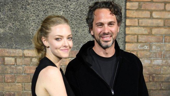 Amanda Seyfried Expecting First Child With Fiancé Thomas Sadoski