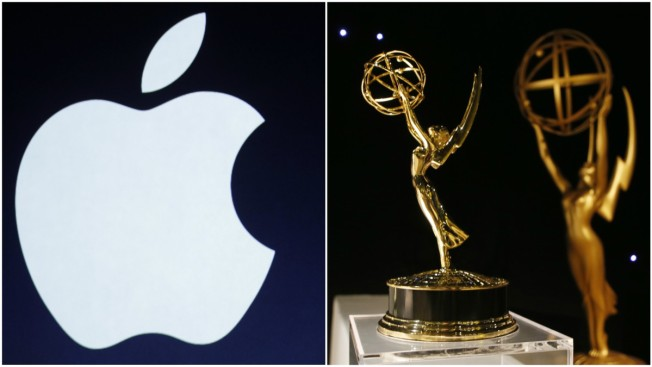 Apple Embarks on Emmy Quest With Big Bet on Video Streaming