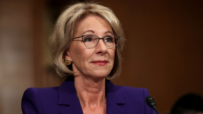 Trump Directs Education Sec. Betsy DeVos to Prioritize Computer Science