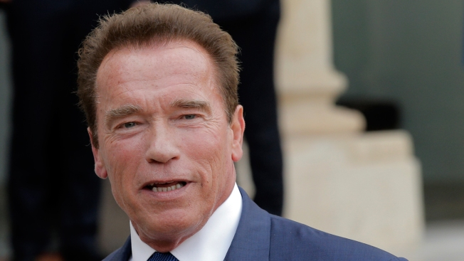 Arnold Schwarzenegger Named New Host of 'Celebrity Apprentice'