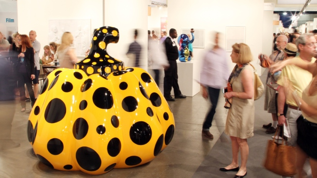Attendance Up At 2013 Art Basel in Miami Beach