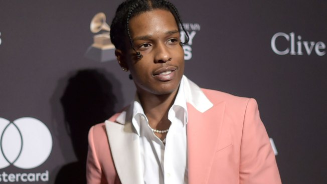 Man in A$AP Rocky Case Allegedly Hit With Bottle, Kicked