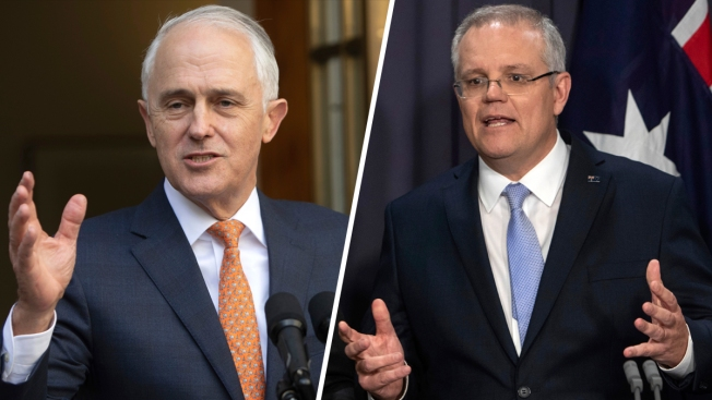Another Australian Prime Minister Is Ousted by His Own Party