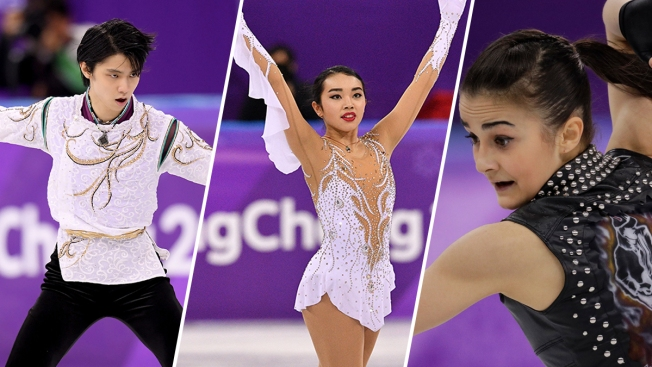 [NATL] Fashion Watch: Best (and Worst) Figure Skating Outfits of Pyeongchang