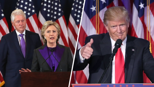 Bill and Hillary Clinton, George W. Bush to Attend Donald Trump's Inauguration