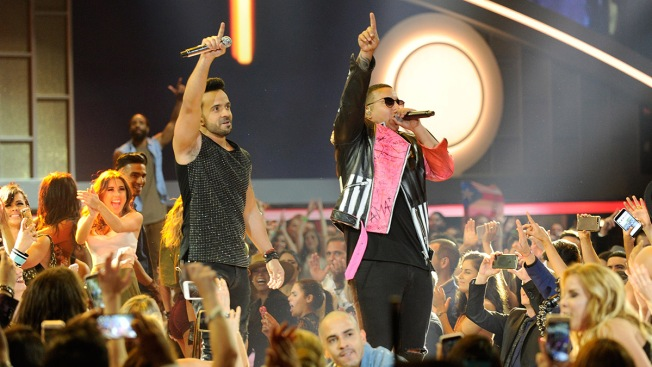 'Despacito' Sets Record for Most Streamed Song of All Time
