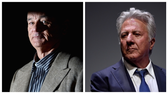 Bill Murray Defends Dustin Hoffman Over Harassment Allegations