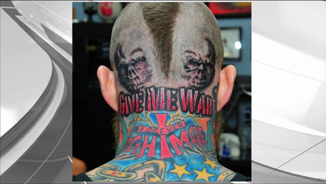 'Birdman' Chris Andersen's Newest Tattoo is Scary Good