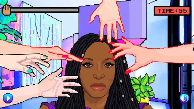 Online Game to Players: Don't Touch Black People's Hair
