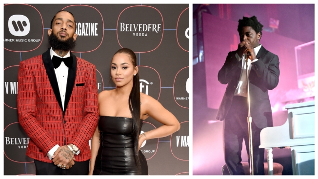Radio Station Won't Play Kodak Black's Music Over Inappropriate Comments About Nipsey Hussle's Girlfriend