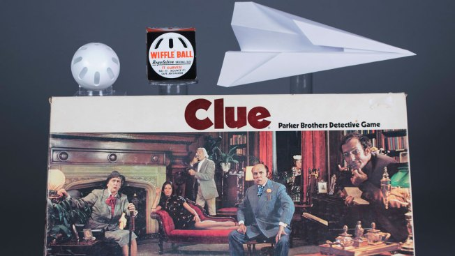 Clue, Wiffle Ball, Paper Airplane Enter Toy Hall of Fame