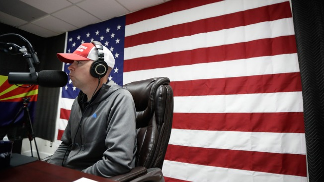 Border Patrol Union Takes Center Stage Under Trump