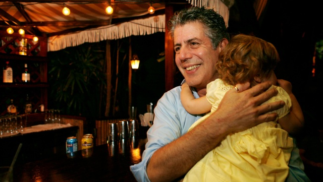 Anthony Bourdain Leaves Bulk of $1.2M Estate to 11-Year-Old Daughter