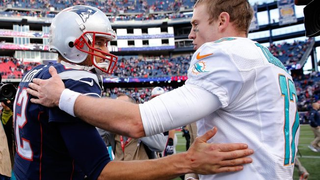 Miami Dolphins-New England Patriots Preview