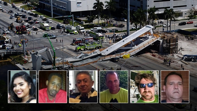 officials identify final victim of bridge collapse nbc 6 south florida