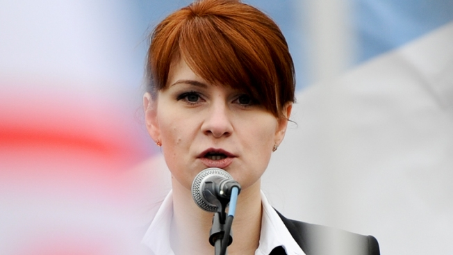 Maria Butina, Accused of Being Russian Agent, Pleads Guilty to Conspiracy