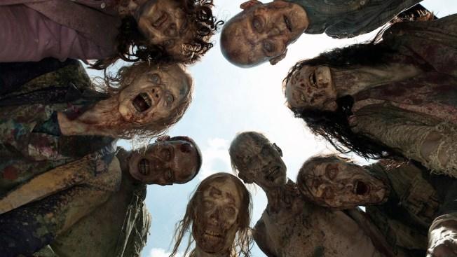 """""""Walking Dead"""" FX Guru: How to Be a Killer Halloween Zombie"""