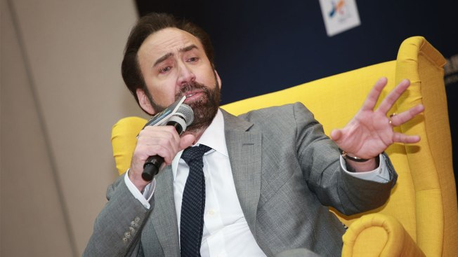 Nicolas Cage Files for Annulment Days After Apparent Wedding