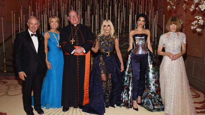 Inside the Met Gala: Real-Life Cardinal Gets Star Treatment