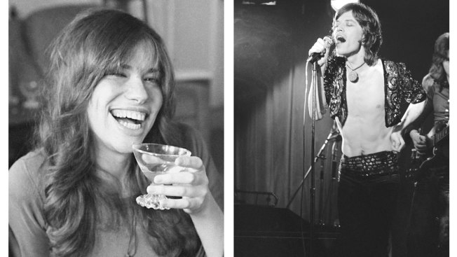 Lost Jagger-Simon Duet Found After More Than 45 Years