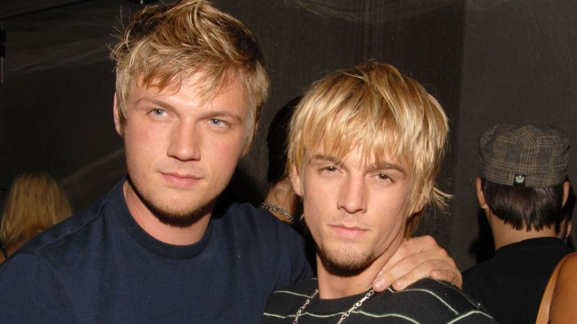 Nick Carter and Aaron Carter Mourn Sudden Death of Dad Robert Carter