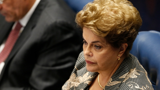 Brazil's Dilma Rousseff Ousted From Office in a 61-20 Senate Vote
