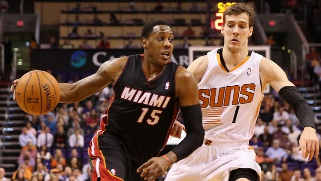Heat May Be Without Chalmers in Game 2