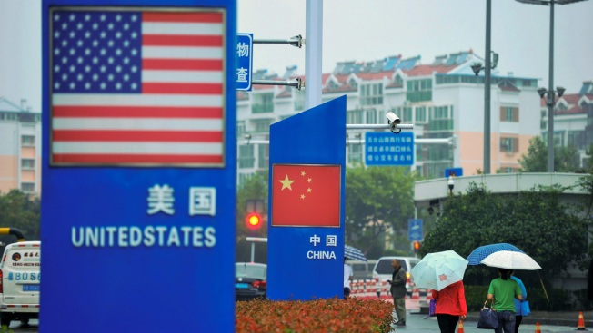 US Chinese Envoys to Meet in October for Tariff War Talks
