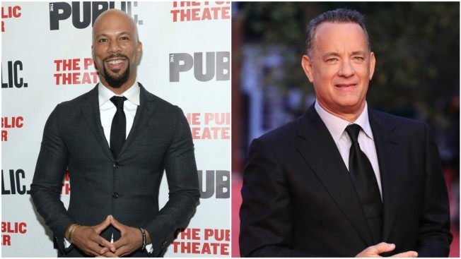 Common, Hanks Among Stars of 'Super School Live' Special