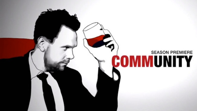 """""""Community"""" Gets a """"Mad Men"""" Makeover in New Season 5 Promo"""