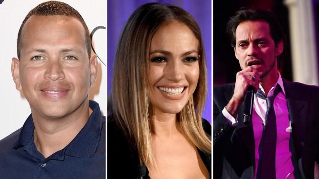 NBC, Telemundo to Broadcast Benefit Concert With Alex Rodriguez, Jennifer Lopez, Marc Anthony