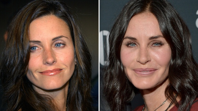 Courteney Cox 'Regrets' Plastic Surgery Procedures