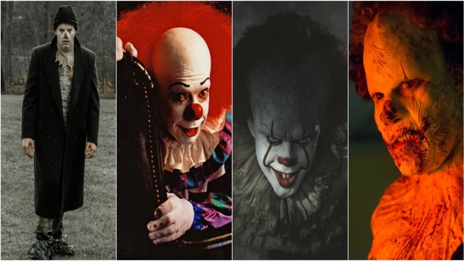 Be Afraid... Be Very Afraid: Check out Five of the Creepiest Clown Movies Ever Made