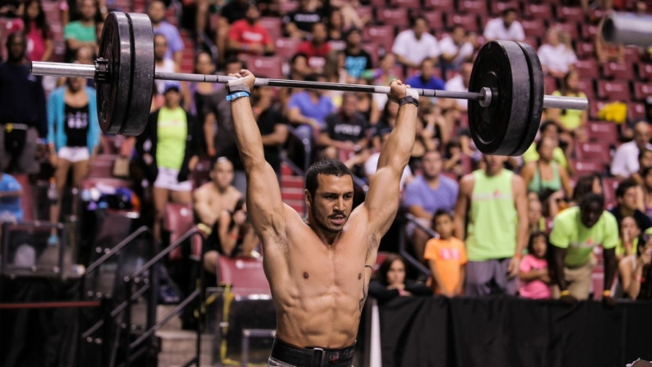 CrossFit Competition Takes Over Sunrise