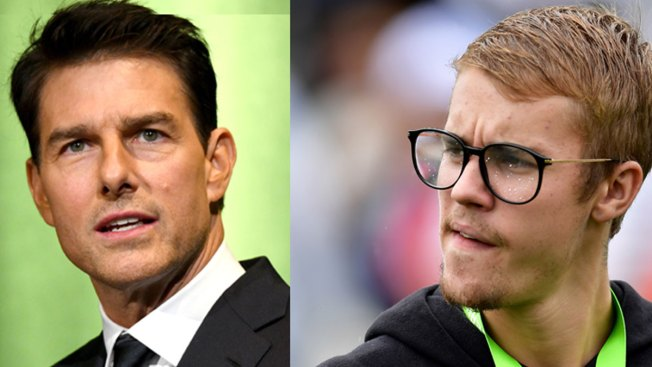 Justin Bieber Is Challenging Tom Cruise to a UFC Fight And the Internet Is Very Confused